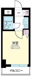 ライオンズマンション両国第8[4階]の間取り