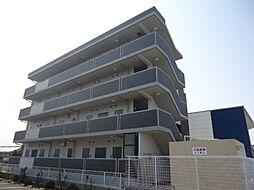 CASTLE AZUCHI[2階]の外観