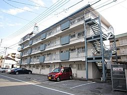 栃木県宇都宮市錦3丁目の賃貸マンションの外観