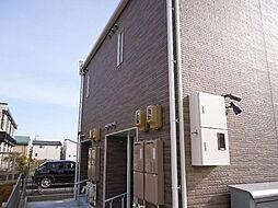 レオネクストグリーン[1階]の外観