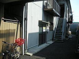 第3栗本荘[1階]の外観