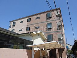 ベルダァー1番館鶴見[4階]の外観