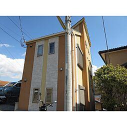 神奈川県横浜市泉区新橋町の賃貸アパートの外観