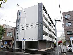 北海道札幌市東区東苗穂町の賃貸マンションの外観