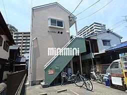 サンスカイ貝塚駅前[1階]の外観