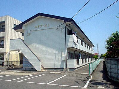 外観,1K,面積22.68m2,賃料3.3万円,JR常磐線 水戸駅 3.2km,,茨城県水戸市千波町