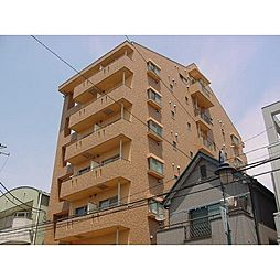 千葉県柏市南柏中央の賃貸マンションの外観