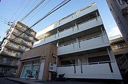マンションニューシャイン[4階]の外観