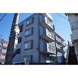 静岡県浜松市中区鴨江3丁目の賃貸マンションの外観