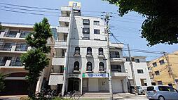 兵庫県神戸市中央区旗塚通6丁目の賃貸マンションの外観