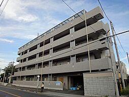 東京都東村山市青葉町1丁目の賃貸マンションの外観