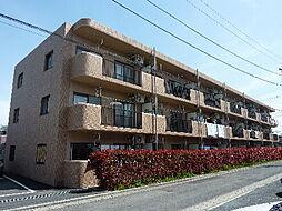 川崎マンション[206号室]の外観