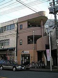 静岡県三島市広小路町の賃貸マンションの外観