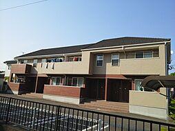 グリーンパーク A[2階]の外観