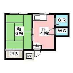あざみ野駅 3.5万円
