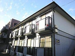 チェリー吉田[2階]の外観