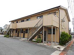 三重県松阪市本町の賃貸アパートの外観