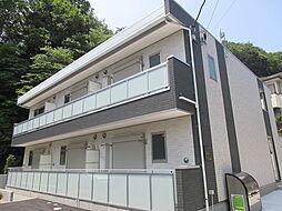 リブリ・フォレスト鎌倉[201号室]の外観