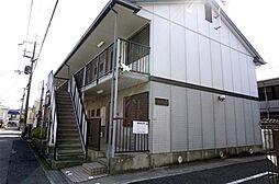 ハイエスト5A棟 102[1階]の外観