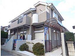 千葉県柏市泉町の賃貸アパートの外観