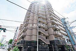 グリフィン横浜セントラルステージ[4階]の外観