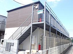 フォレストハウス習志野B棟[201号室]の外観