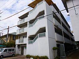 コーポマエダII[3階]の外観