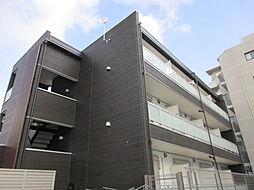 兵庫県神戸市東灘区御影本町2丁目の賃貸アパートの外観