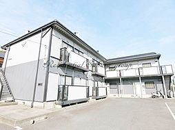 神奈川県平塚市撫子原の賃貸アパートの外観