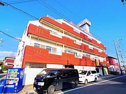 埼玉県朝霞市田島2丁目の賃貸マンションの外観