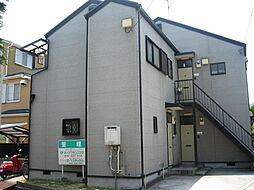 千松ハイツ[1階]の外観