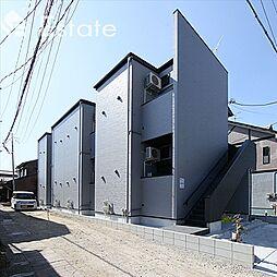 Haro Sakura[2階]の外観