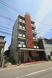 山本マンション[4-7号室]の外観