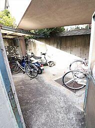 アルビヨン千里丘[2階]の外観
