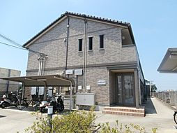 和歌山県和歌山市布引の賃貸アパートの外観
