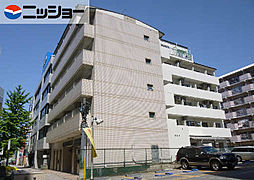 福善ビル[4階]の外観