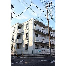 亀有コーポ[0201号室]の外観