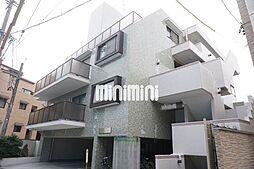 愛知県名古屋市千種区御棚町3丁目の賃貸マンションの外観