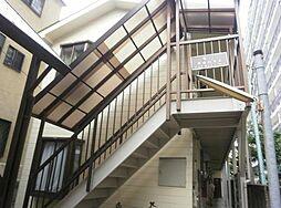 東京都渋谷区幡ヶ谷1丁目の賃貸アパートの外観