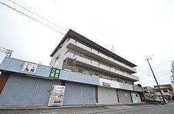 コーポニュー中川[3階]の外観