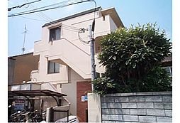 京都府京都市南区西九条横町の賃貸マンションの外観