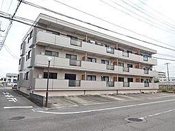 愛知県一宮市馬見塚字東見六の賃貸マンションの外観