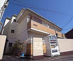 京都府京都市左京区田中北春菜町の賃貸マンションの外観