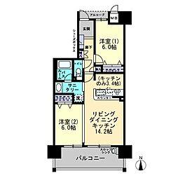 勝山町駅 11.0万円