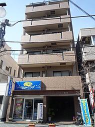コンフォート東麻布[3階]の外観