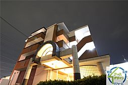 ハイム三味西[2階]の外観