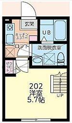 相鉄本線 西谷駅 徒歩9分の賃貸アパート