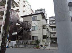 東京都江東区毛利2丁目の賃貸マンションの外観