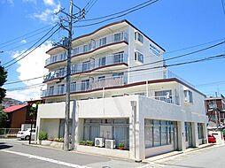 城山・松本マンション[402号室号室]の外観
