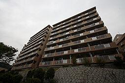 アーバンラフレ虹ヶ丘南 3棟[504号室]の外観